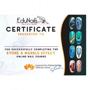 Diploma Curs Stone & Marble effect