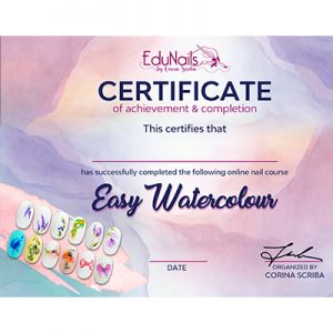 Diploma Curs Easy Watercolour - Acuarela